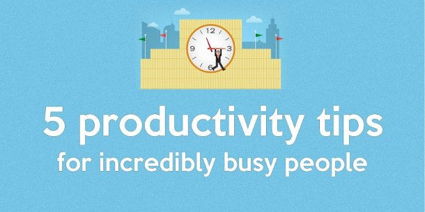 Aumentar tu productividad