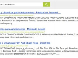 buscador especializado en archivos pdf