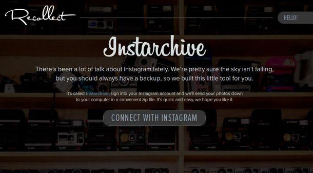 como descargar fotos de instagram