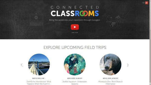 connected classrooms