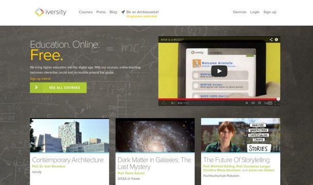 cursos gratis on line iversity