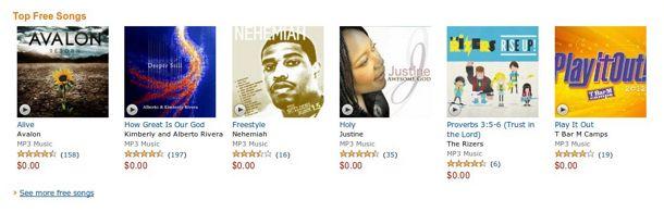 Lista Top de musica cristiana para descargar