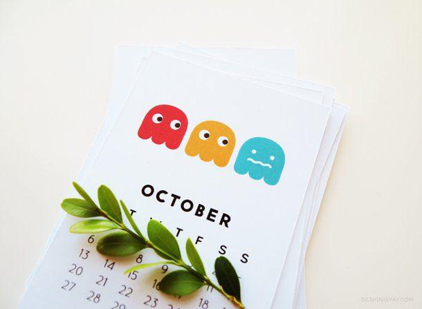 calendario año 2014
