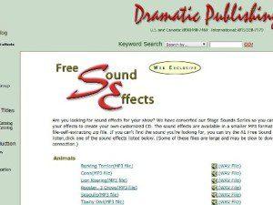 descargar efectos de sonido gratis