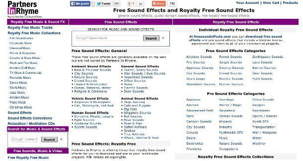 efectos de audio para bajar