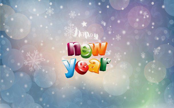 onnellista uutta vuotta 2014