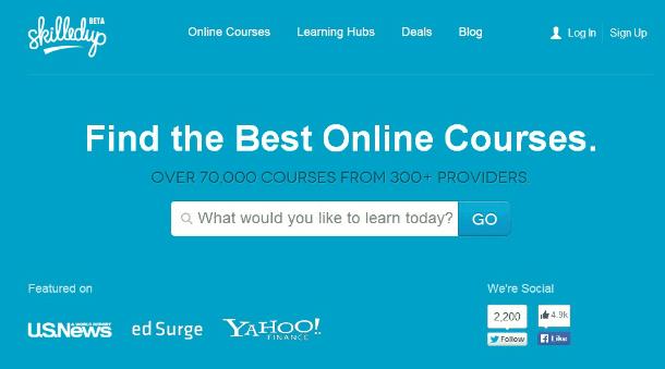 shilledup - buscador de cursos gratis