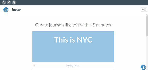 diseñar tu propia revista digital joccer