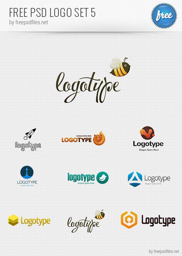 9 logotipos gratis