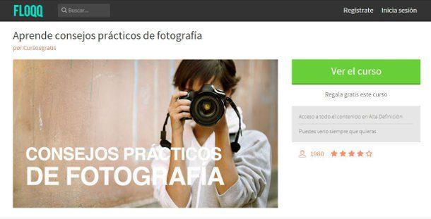 Aprende consejos prácticos de fotografía