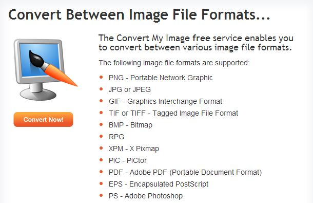 convert my image