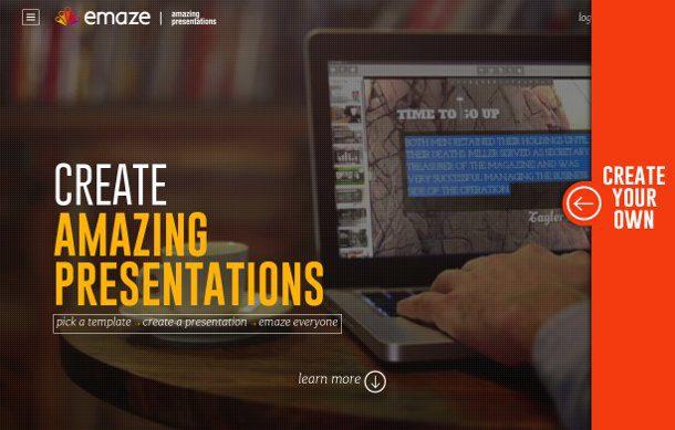 crear presentaciones online animadas