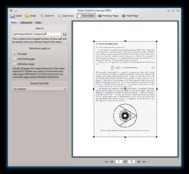 editor de pdf para kde