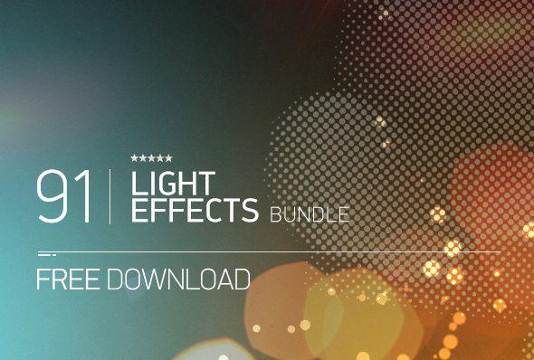 filtros de luces para photoshop