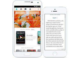 oyester leer libros desde smartphone