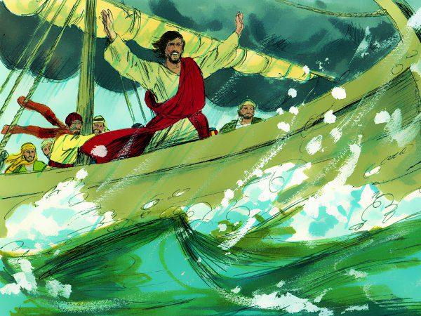 escenas de la Biblia