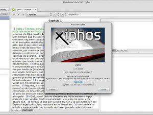 Biblias en español para Xiphos