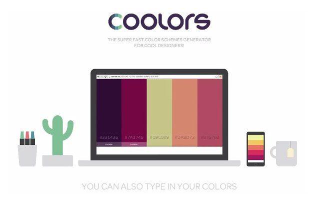 colors el buscador de paleta de colores