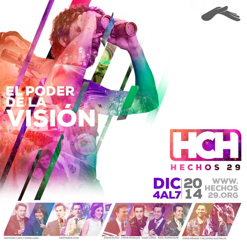 Congreso Internacional Hechos 29 2014 el poder de la vision