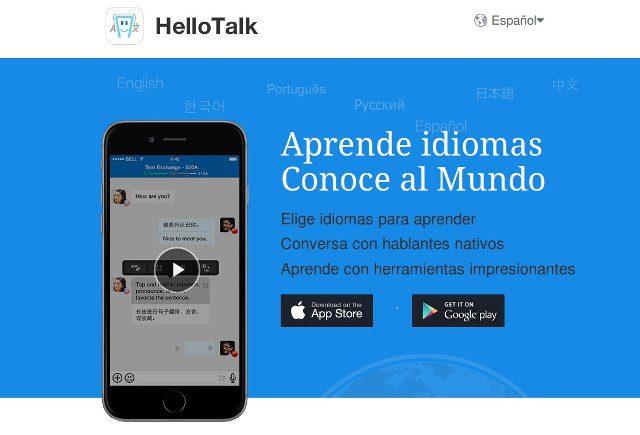 aprender idiomas desde android e ios