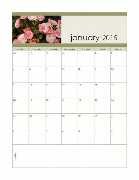 crear un calendario 2015 en publisher 2013