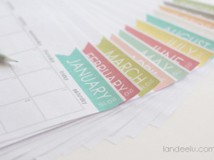 calendarios para imprimir 2015