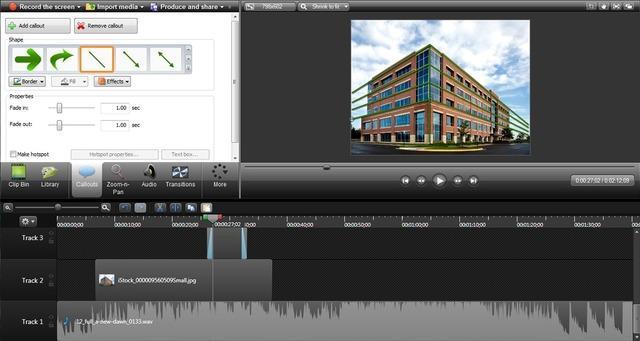 Crear tutoriales con Camtasia Studio