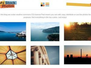 Con my stock photos es posible descargar fotografías gratis en hd