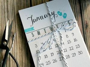 Calendario compacto de 2016