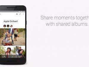 Google Fotos compartir albumes completos