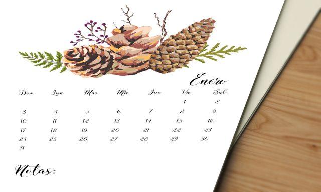calendario de arte 2016