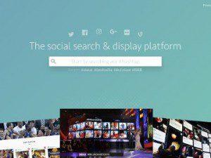 Tagboard monitorizar las redes sociales