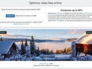 comprimir videos gratis sin perder calidad