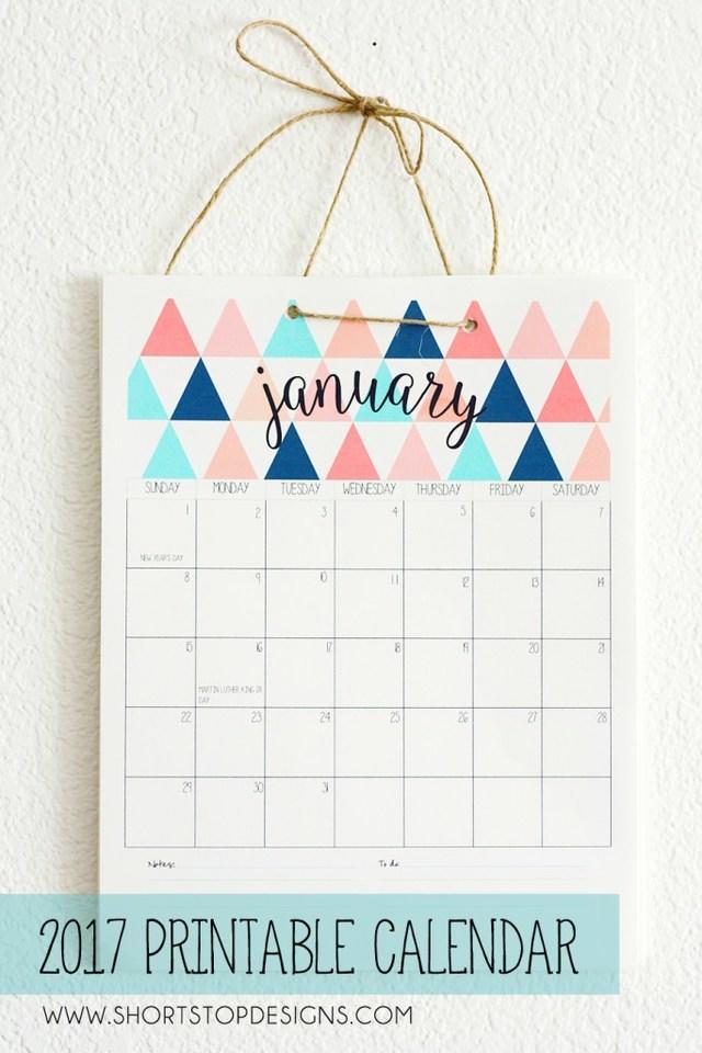 calendario pintoresco para imprimir