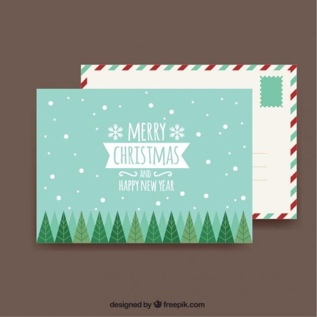 Tarjetas De Navidad Para Descargar Gratis E Imprimir