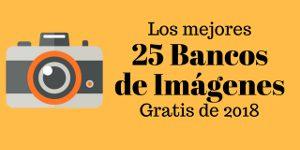 Bancos de imágenes gratis ¡La colección definitiva 2018!