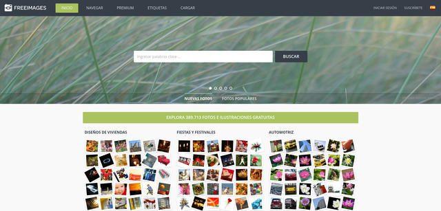Free Images buscador de fotos e imágenes gratis