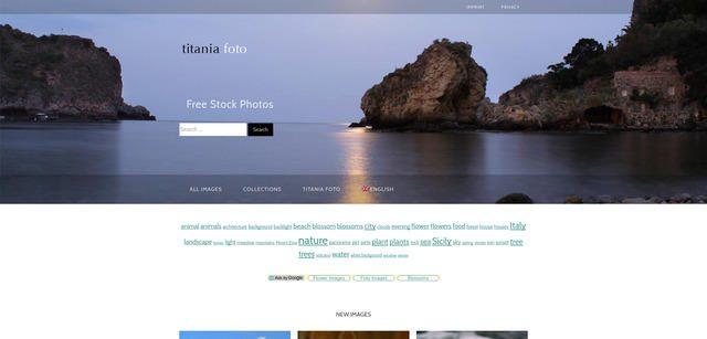 Titania foto banco de imágenes sin derechos de autor