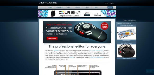 Software para hacer vídeos profesionales