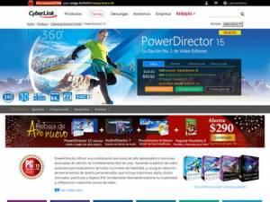 PowerDirector programa para hacer videos con fotos
