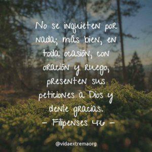 Filipenses 4:6 - imágenes cristianas