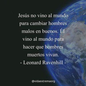 Leonard Ravenhill sobre la primera venida de Jesús