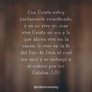 Galatas 2:20