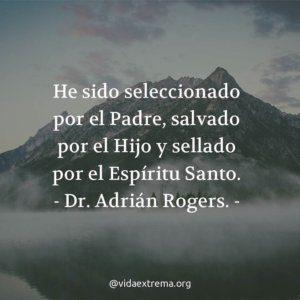 Frase de Adrián Rogers sobre la trinidad