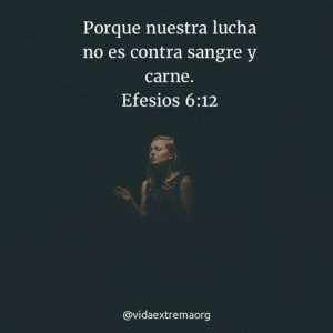 Efesios 6:12