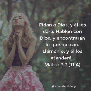 Mateo 7:7
