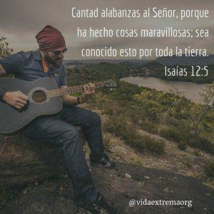 Isaías 12:5