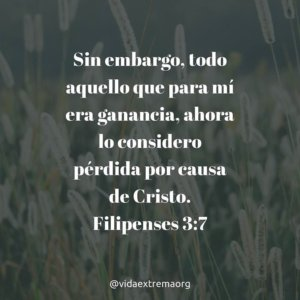 Filipenses 3:7