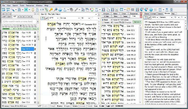 Diccionario bíblico cristiano en Bibleworks