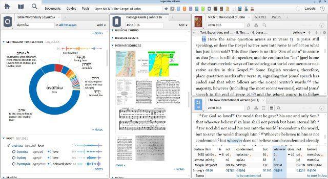 Diccionario bíblico cristiano en Logos
